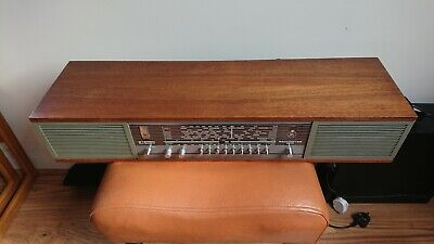Vintage BANG & OLUFSEN B&O Beomaster 900 Great Working Orderr