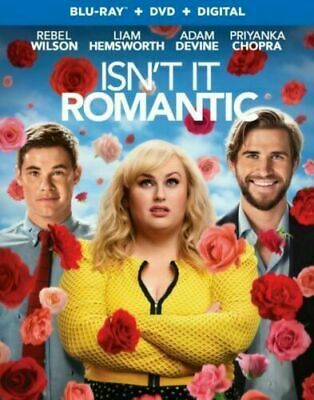 Isn't It Romantic (Blu-ray + DVD + Digital; 2019) NEW with Slipcover