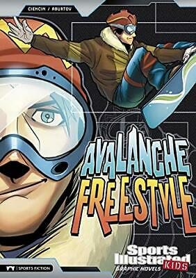 Avalanche Freestyle by Scott Ciencin New Paperback Book