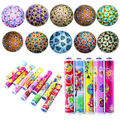 17.3CM Kaleidoscope Children Toys Kids Educational Science Toy Classic  BHES