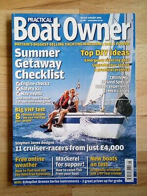 Practical Boat Owner - August 2009