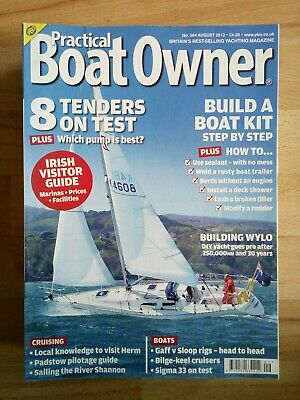 Practical Boat Owner - August 2013