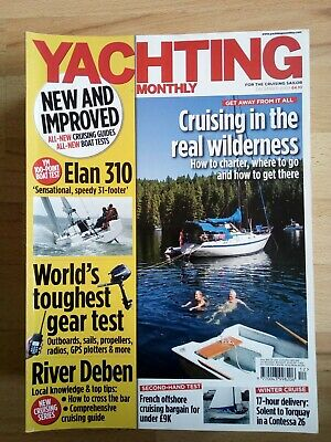 Yachting Monthly - December 2009
