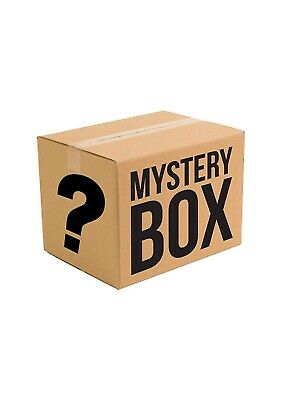 Mystery box New electronics, clothing, Toys, games, dvds, All new more 4 items