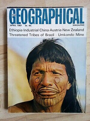 The Geographical Magazine - April 1967