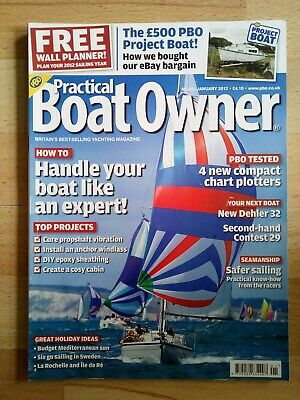Practical Boat Owner - January 2012