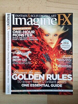 ImagineFX - July 2009 - issue 45