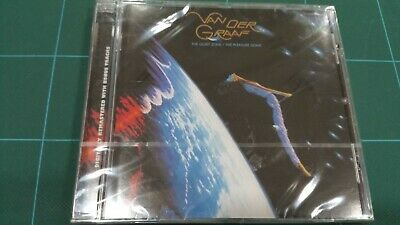 Van Der Graaf Generator - The Quiet Zone (Cd Sigillato Bonus Tracks)