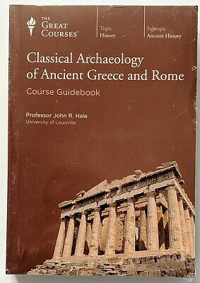The Great Courses. Classical Archaeology Of Ancient Greece And Rome. NEW -Sealed