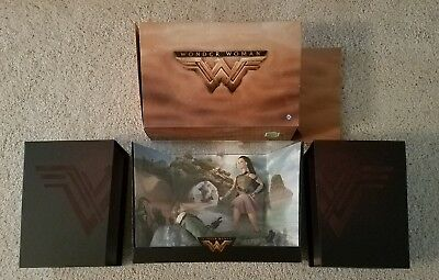 Wonder Woman Barbie and Steve Trevor gift set