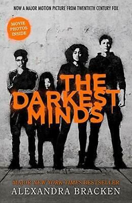 The Darkest Minds NOW A MAJOR MOTION PIC by Alexandra Bracken New Paperback Book