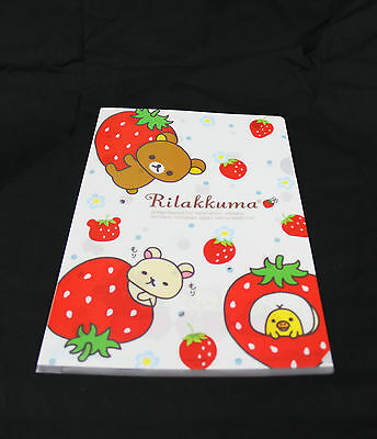 Porte document - Chemise plastique A4 - RILAKKUMA - Made in Japan !