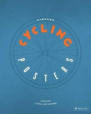 Vintage Cycling Posters by Andrew Edwards New Paperback Book