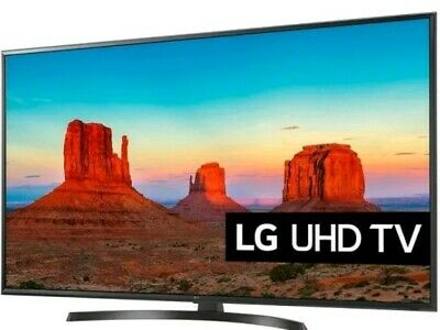 "TV LG 43"" LED 43UK6400PL ULTRA HD 4K HDR SMART TV TELEVISORE WI-FI ANDROID webOS"