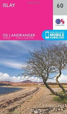Islay by Ordnance Survey New Sheet map  folded Book