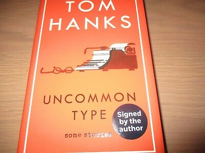 Uncommon Type: Some Stories by Tom Hanks SIGNED **  1ST EDITION **  1ST PRINTING