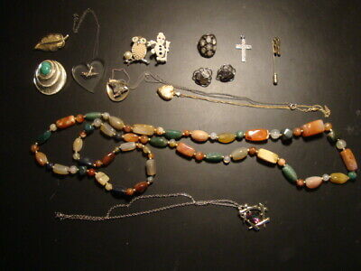 Women's Lot of Vintage & antique Jewelry Sarah Coventry, etc selling 4 family