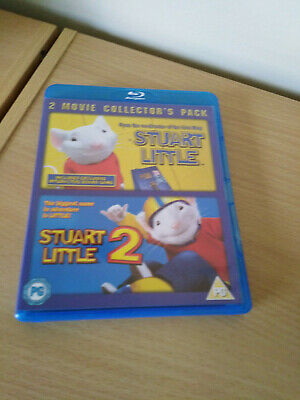 Stuart Little Collection Blu Ray UK Release
