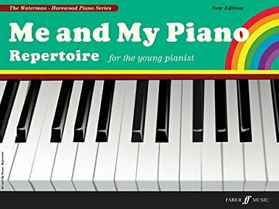 Me and My Piano Repertoire by Fanny Waterman New Paperback Book