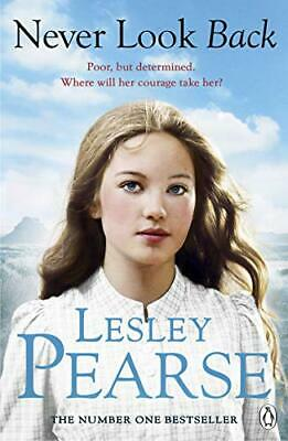 Never Look Back by Lesley Pearse New Paperback Book