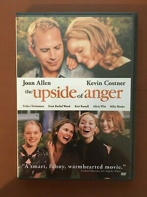 Movie DVD Disc/ The Upside of Anger (DVD, 2005)