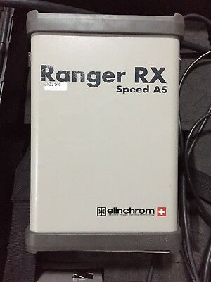 Elinchrom Ranger RX Speed AS Flash Pack