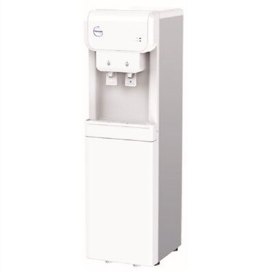White Water Cooler Dispenser Tower POU Direct Connect Mains