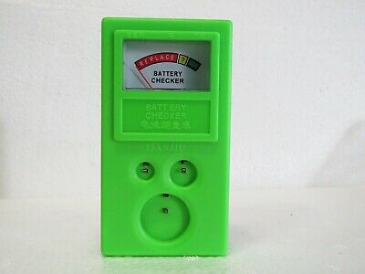 BATTERY TESTER for button batteries New in pack