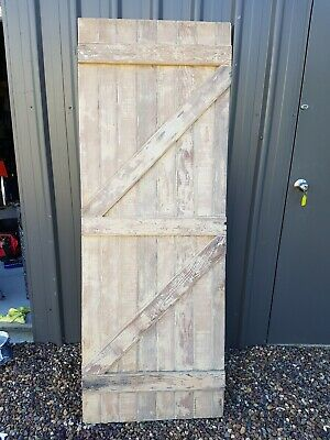Antique Barn Door