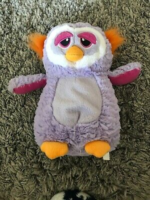 Erfurth High Quality Toys Eule 🦉 Stofftiere 🧸 Spielzeug