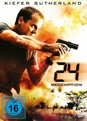 DVD/Movie 24 - Redemption DVD #G1976845