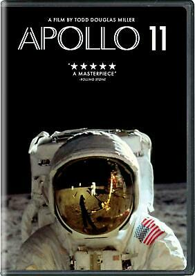 Apollo 11 (2019 DVD) - BRAND NEW! Sealed FREE SHIPPING FROM USA