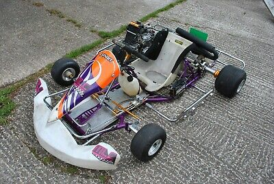 Senior Rotax Go-kart    * Seller will be away until 18th June *