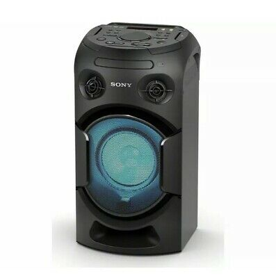 SONY MHC-V21D Bluetooth Megasound Party Speaker - Black