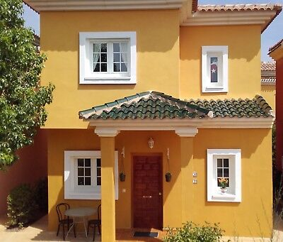 Holiday Home Property Villa Rental Let Rent Murcia Spain Sun Pool Spanish Garden