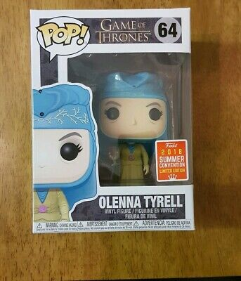 Game Of Thrones Olenna Tyrell Funko Pop Vinyl 2018 Summer Convention Exclusive!!
