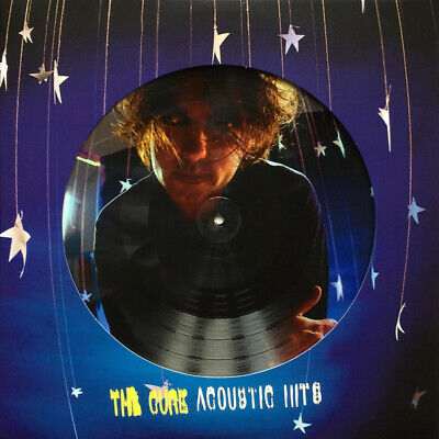 THE CURE Acoustic Hits picture disc vinyl 2 LP Record SEALED/BRAND NEW