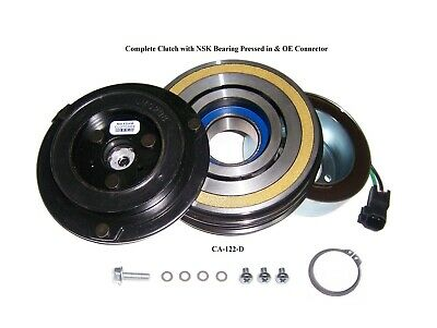 AC CLUTCH Fit: 2011 - 2017 Ford F-150 3.5, 3.7 L US Made by Maxsam, Read Details
