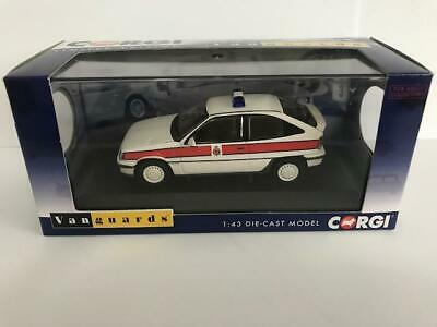 OPEL MANTA GT-E GTE YELLOW 1982 1:43 WITH BOX! MINT!!!