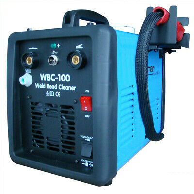 Sherman WBC-100 Device for cleaning Weld Bead Clean welding MIG TIG AC 230 50Hz