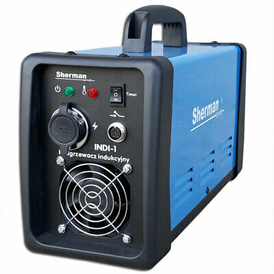 Sherman INDI-1 Induction heater 50Hz AC 230 flexible - for pipes and rods
