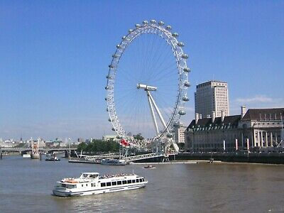 Coca Cola London Eye Tickets   Any Date Available August To December   E Tickets