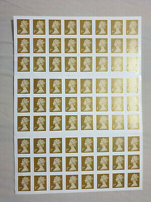 72 X Brand New Royal Mail 1St Class Stamps Self Adhesive