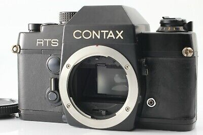 【EXC】 CONTAX RTS 35mm Film Camera SLR Carl Zeiss Kyocera from Japan
