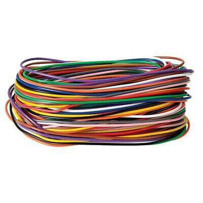 1 x 12m Single Core Wire Pack (11 x 1m Each Colour) Breadboard Solid Core Wire