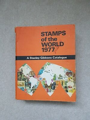 Stanley Gibbons Great Britain Concise Stamp Catalogue 1977 Postage