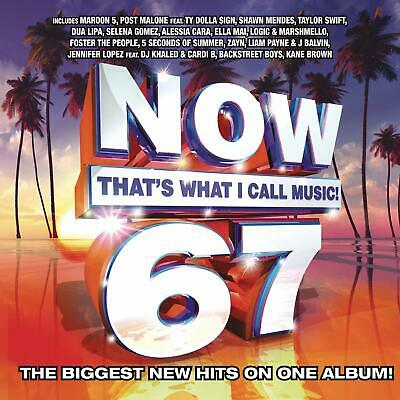 Now That's What I Call Music Vol. 67 Aug 2018 Maroon 5/Shawn Mendes/Taylor Swift