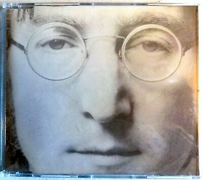 John Lennon - I'm Losing You + Only You - UK - Promo CD Single - 1998 - New