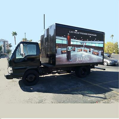 DIGITAL MOBILE BILLBOARD Advertising Truck LED Video with