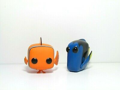 Finding Nemo And Dory Funko Pop Lot Loose Figures Disney Pixar Vaulted